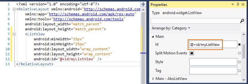 Using The Xamarin Android Designer Xamarin Microsoft Docs