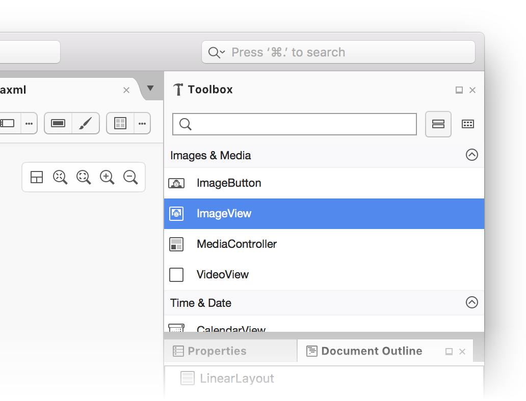 Using the Xamarin Android Designer - Xamarin | Microsoft Docs