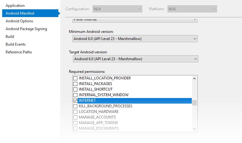 Web View - Xamarin | Microsoft Docs
