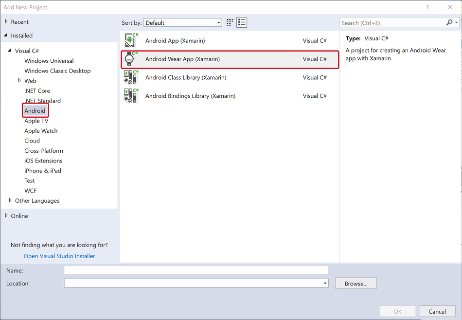 Hello, Wear - Xamarin | Microsoft Docs