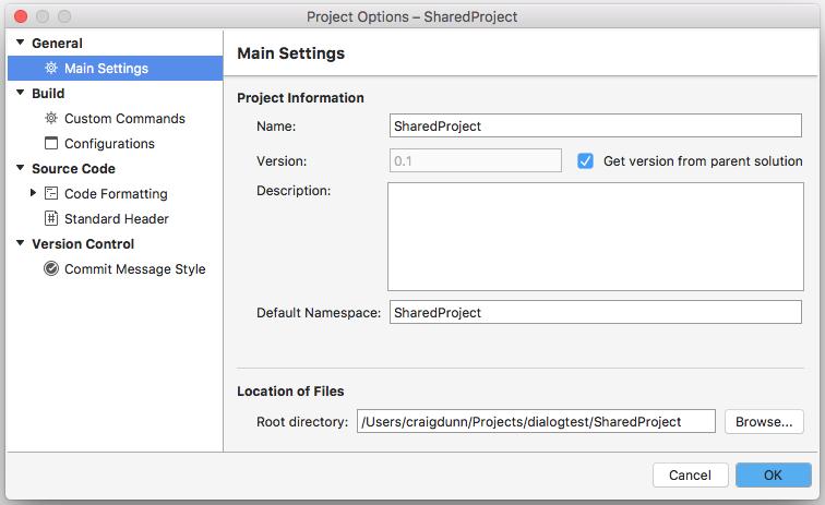 Use Shared Projects to Share Code - Xamarin | Microsoft Docs