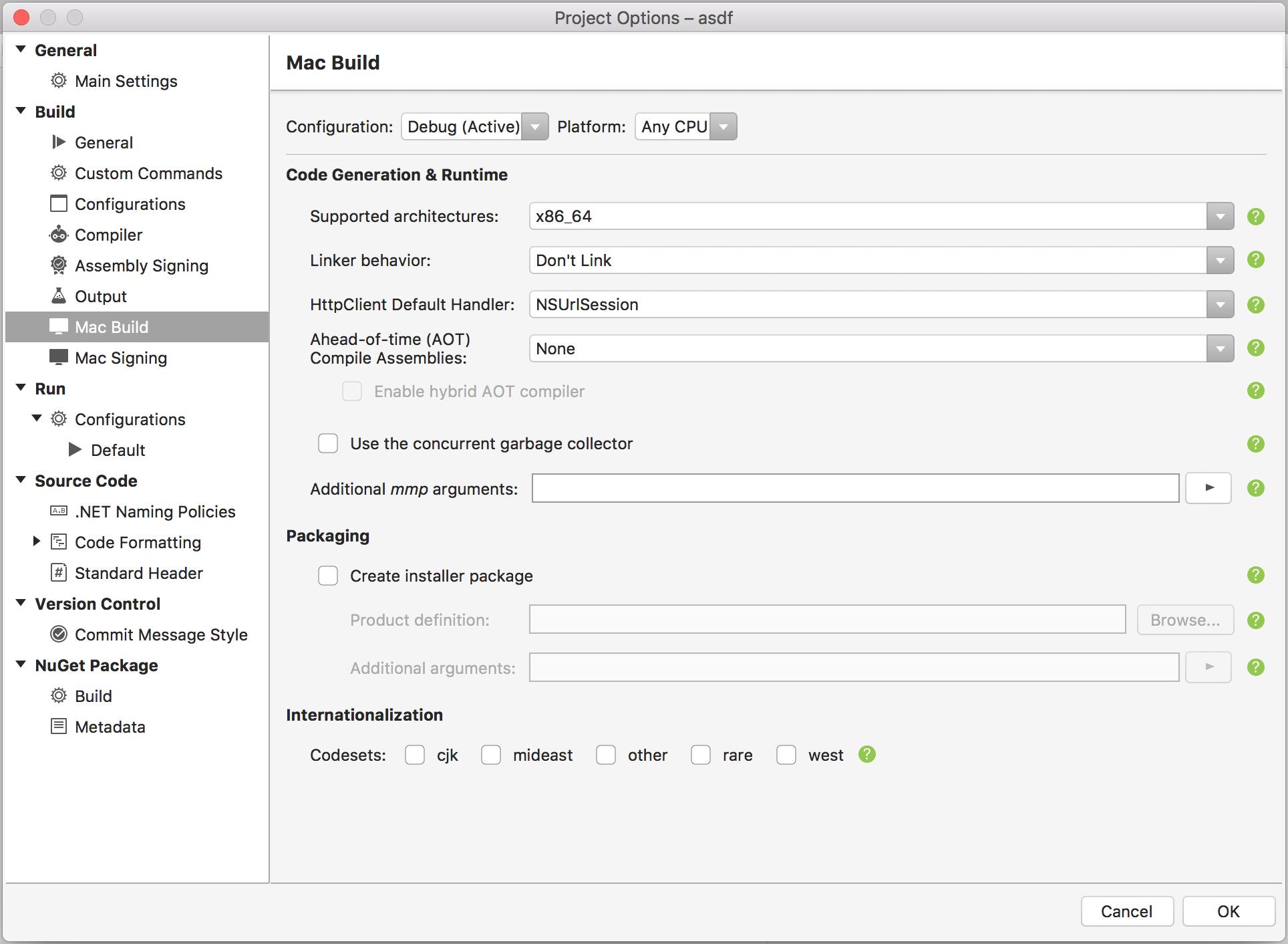 Transport Layer Security (TLS) 1 2 - Xamarin | Microsoft Docs