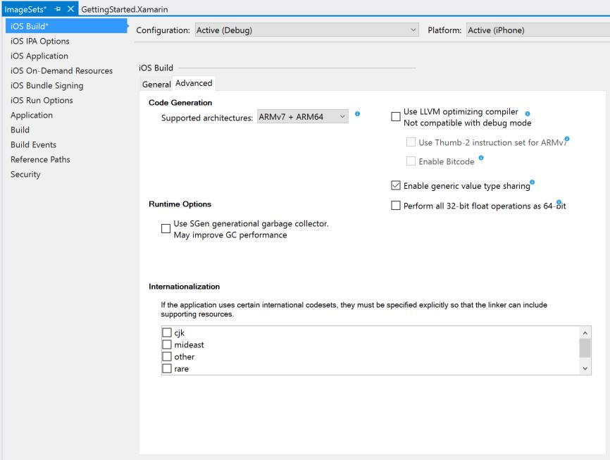 3264 Bit Platform Considerations Xamarin Microsoft Docs