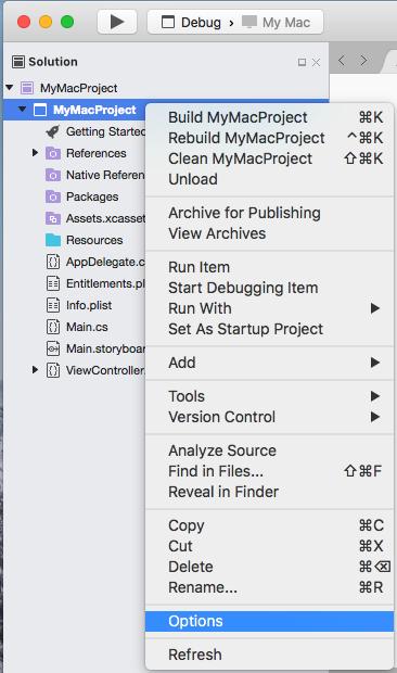 Updating Xamarin Mac Unified applications to 64-bit - Xamarin