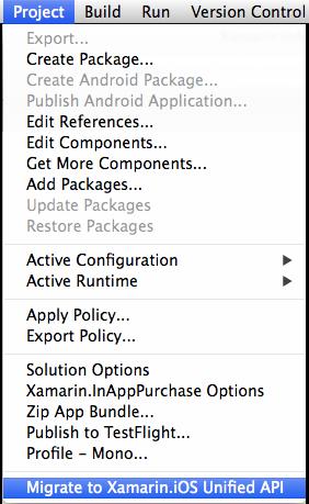 Updating Existing Xamarin Forms Apps - Xamarin | Microsoft Docs