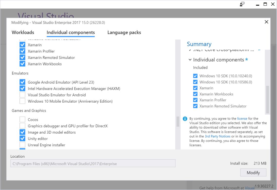 Uninstalling Xamarin - Xamarin | Microsoft Docs