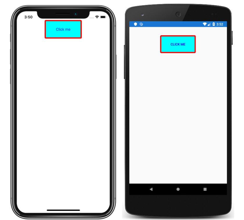 Xamarin Forms Button Tutorial - Xamarin | Microsoft Docs