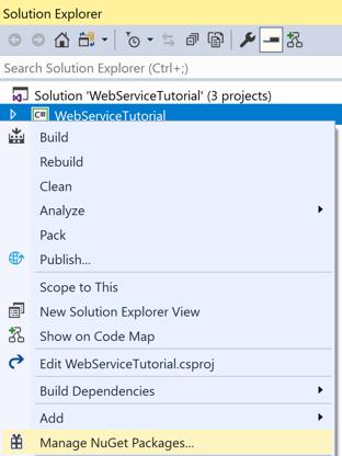 Xamarin Forms Web Service Tutorial - Xamarin | Microsoft Docs