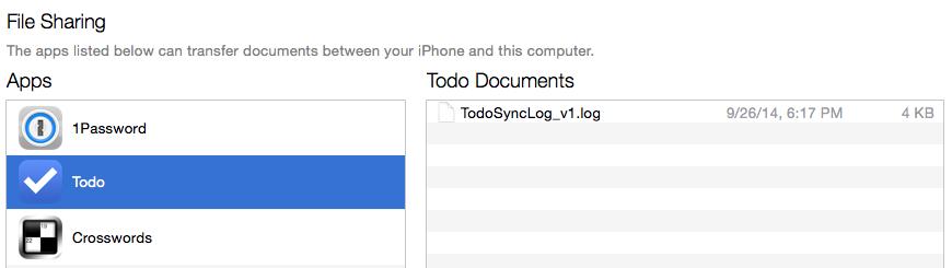 File system access in Xamarin iOS - Xamarin | Microsoft Docs