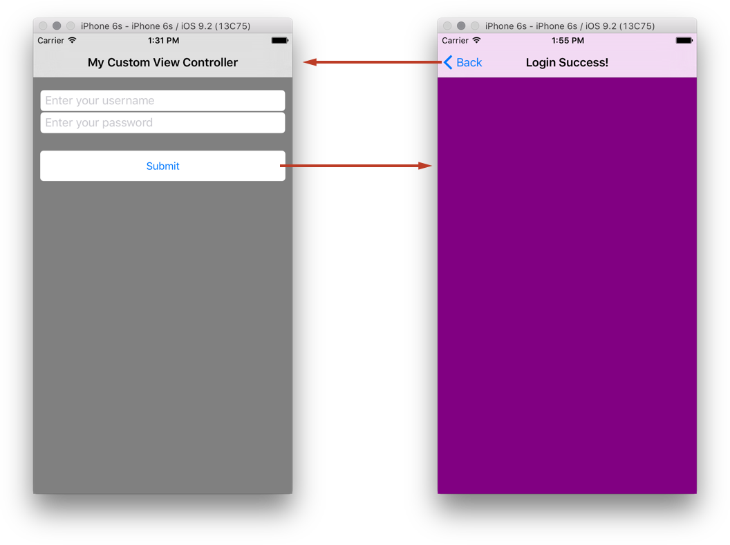 Creating iOS User Interfaces in Code in Xamarin iOS