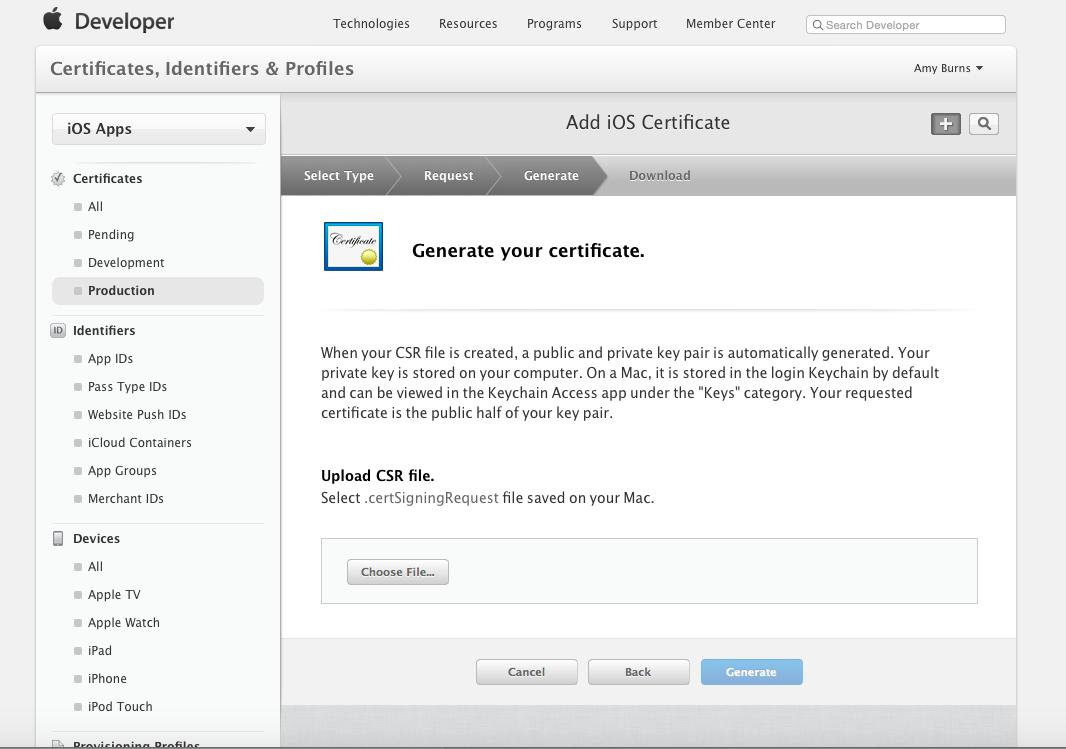 Ad Hoc Distribution For Xamarins Apps Xamarin Microsoft Docs