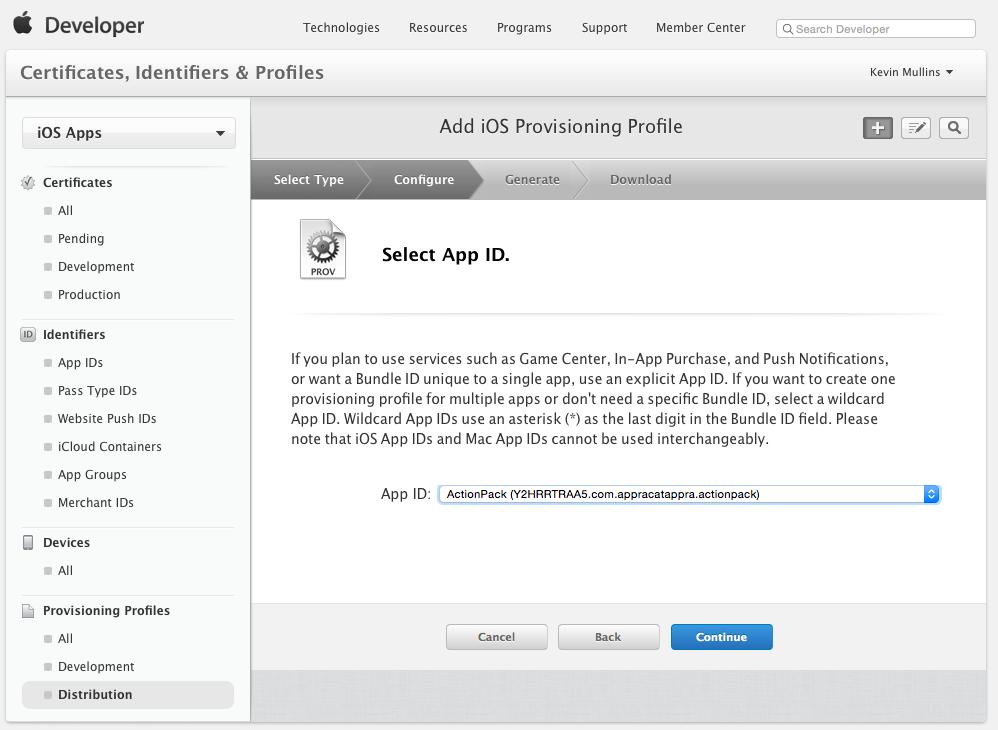 Ad-Hoc Distribution for Xamarin iOS Apps - Xamarin | Microsoft Docs
