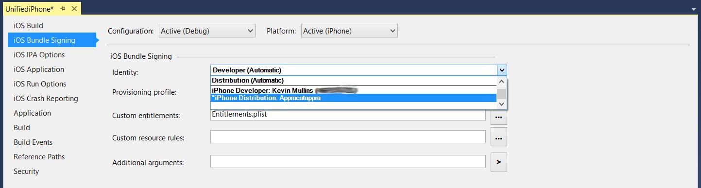 App Store Distribution Xamarin Microsoft Docs - Appstore invoice