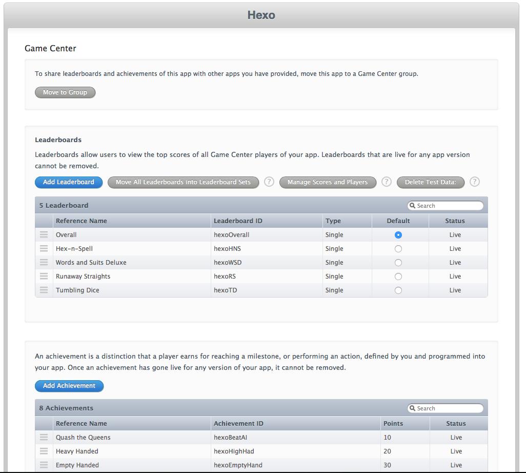 Configuring an App in iTunes Connect - Xamarin | Microsoft Docs