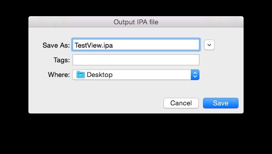 IPA Support in Xamarin iOS - Xamarin | Microsoft Docs