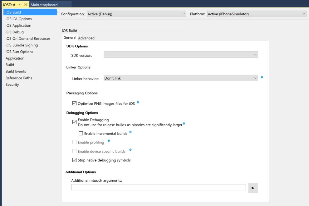 Linking Xamarin iOS Apps - Xamarin | Microsoft Docs