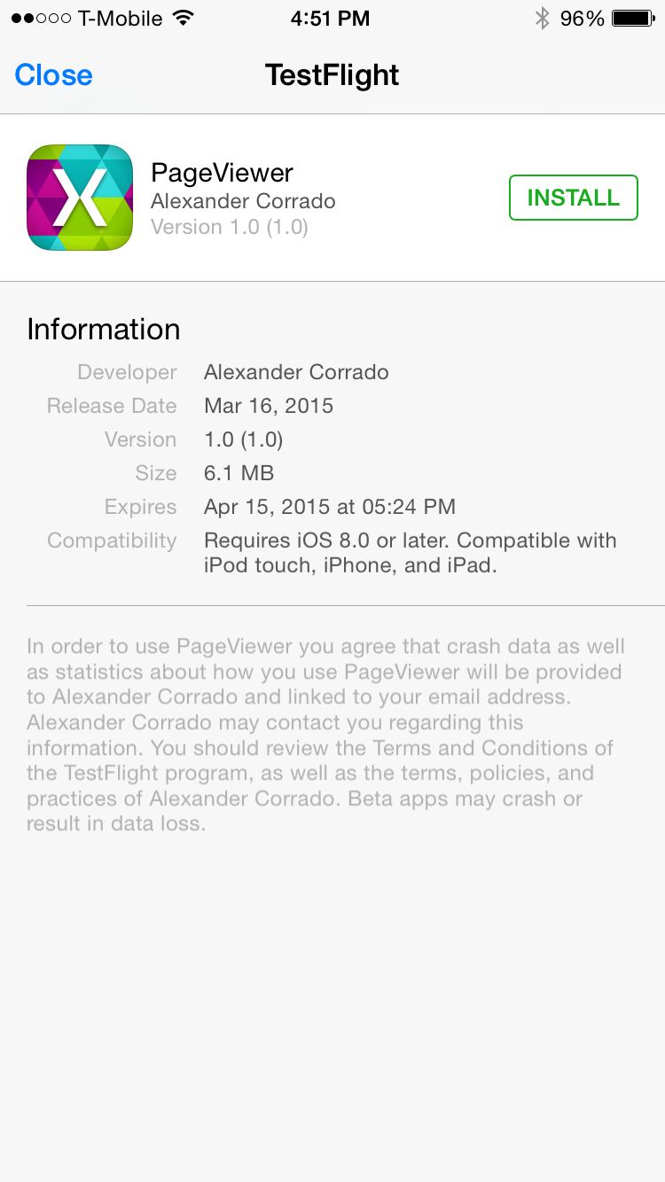 Using TestFlight to Distribute Xamarin iOS Apps - Xamarin