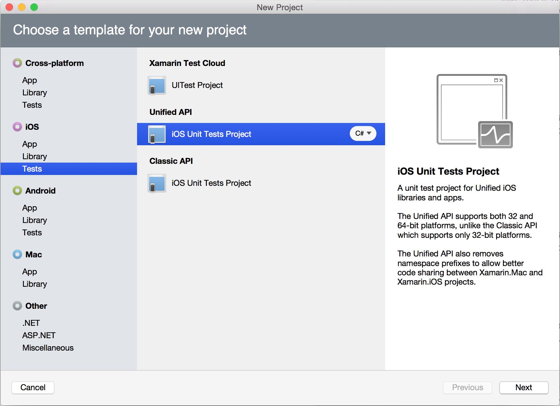 Unit Testing Xamarin iOS Apps - Xamarin | Microsoft Docs
