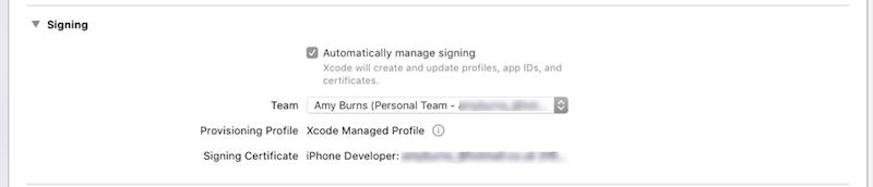Free Provisioning for Xamarin iOS Apps - Xamarin | Microsoft