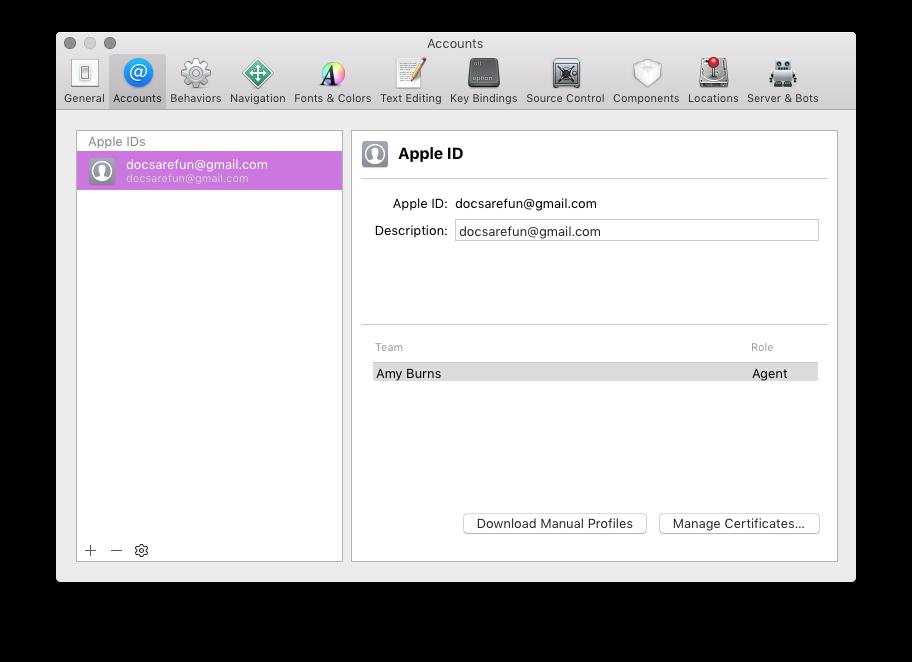 Manual provisioning for Xamarin iOS - Xamarin | Microsoft Docs