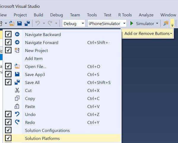 Configuring Visual Studio for iOS development - Xamarin