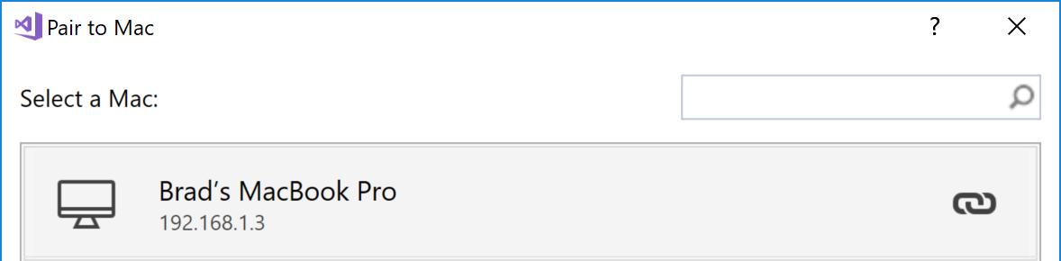 Pair to Mac for Xamarin iOS Development - Xamarin