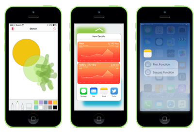 Introduction to 3D Touch in Xamarin iOS - Xamarin