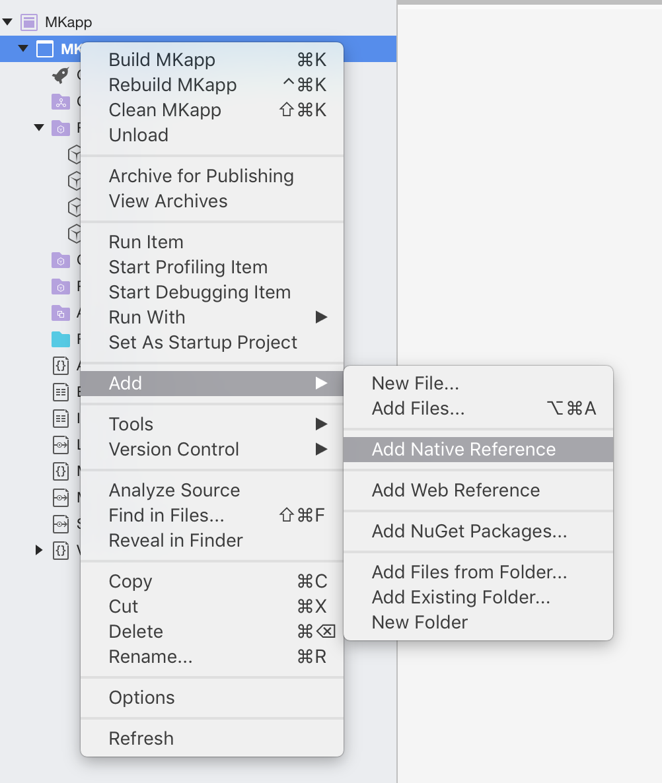 Embedded frameworks in Xamarin iOS - Xamarin | Microsoft Docs