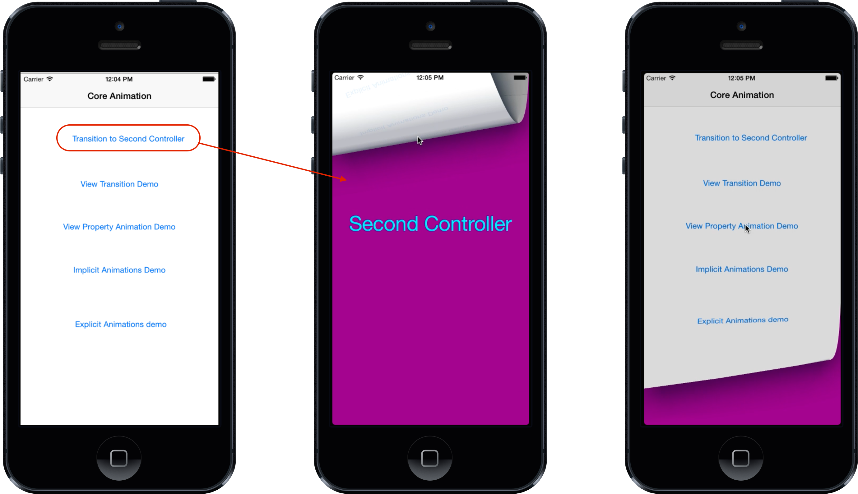 Core Animation in Xamarin iOS - Xamarin | Microsoft Docs