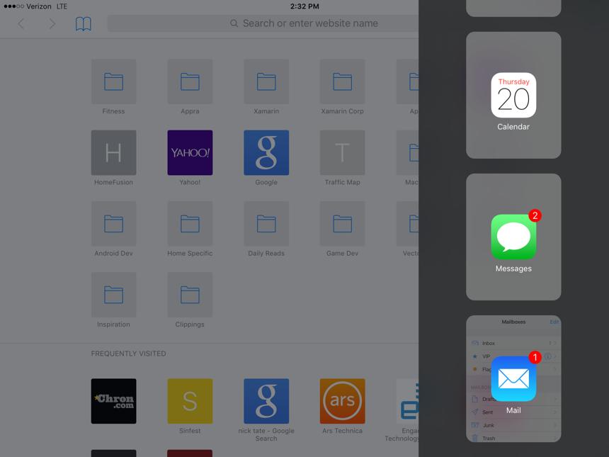 Multitasking for iPad in Xamarin iOS - Xamarin | Microsoft Docs