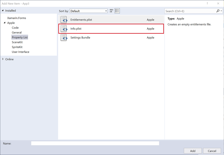 Implementing SiriKit in Xamarin iOS - Xamarin | Microsoft Docs