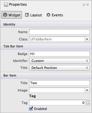 Tab Bars and Tab Bar Controllers in Xamarin iOS - Xamarin