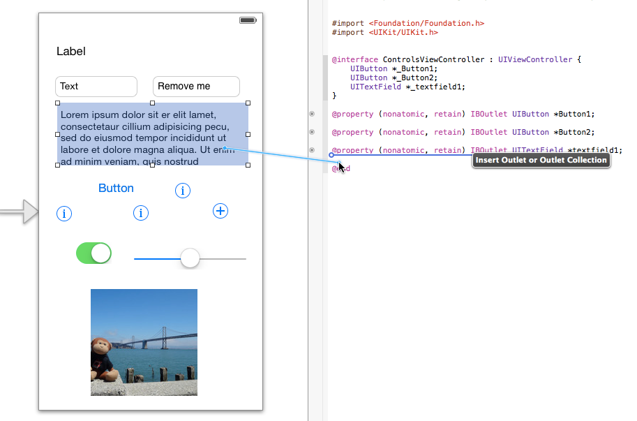 Creating User Interface Objects in Xamarin iOS - Xamarin | Microsoft