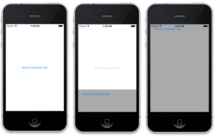 View Controller Transitions in Xamarin iOS - Xamarin | Microsoft Docs
