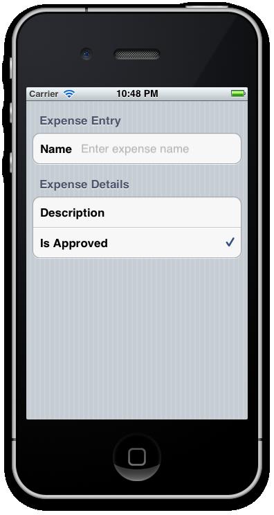 Creating a Xamarin iOS application using the Reflection API