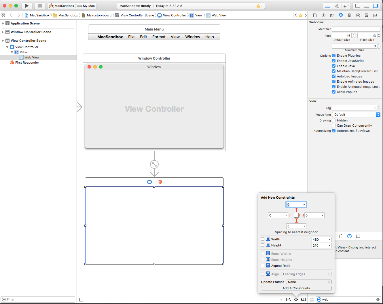 Sandboxing a xamarinc app xamarin microsoft docs mac app xamarin microsoft docs ccuart Images