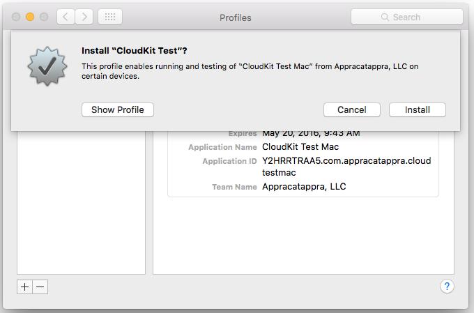 Provisioning Profiles for Xamarin Mac apps - Xamarin