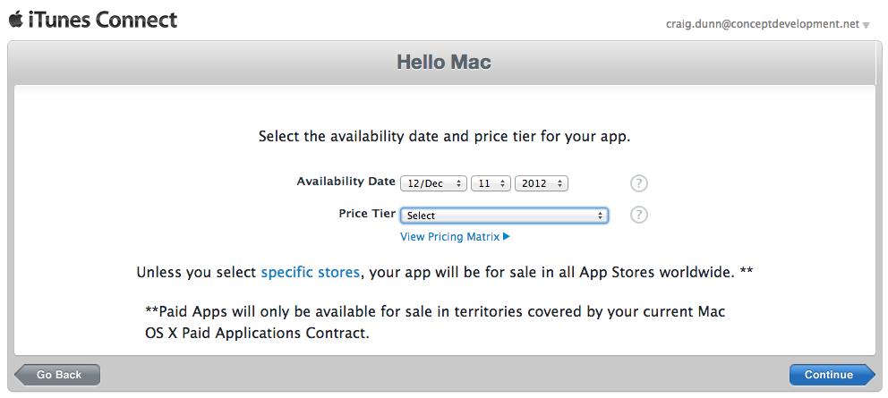 Upload to Mac App Store - Xamarin   Microsoft Docs
