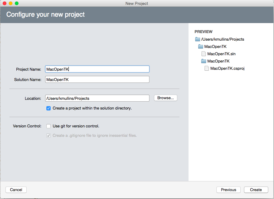 Introduction to OpenTK in Xamarin Mac - Xamarin | Microsoft Docs