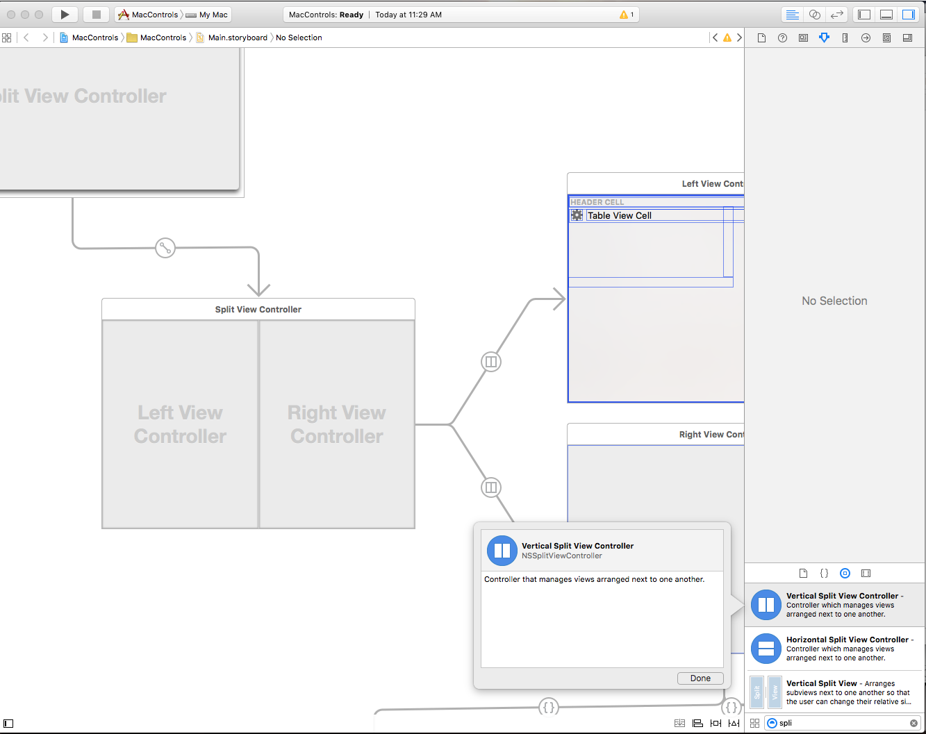 Standard Controls In Xamarinmac Xamarin Microsoft Docs This Arrangement Will Act As A Timer You Can Control The Time By For