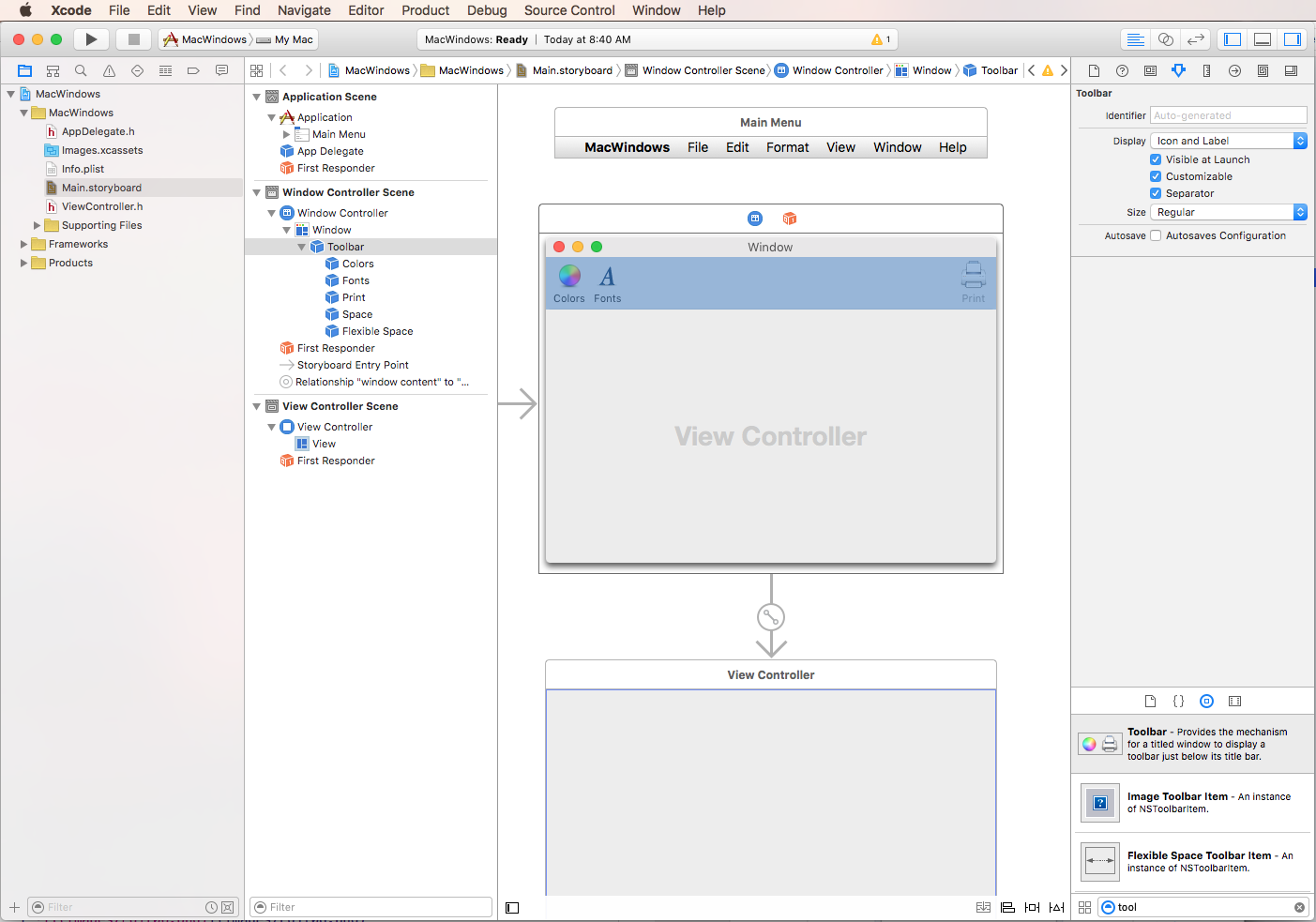 Windows In Xamarinmac Xamarin Microsoft Docs Aug Capacity To Draw Schematics Title Bar And Youll Be Next
