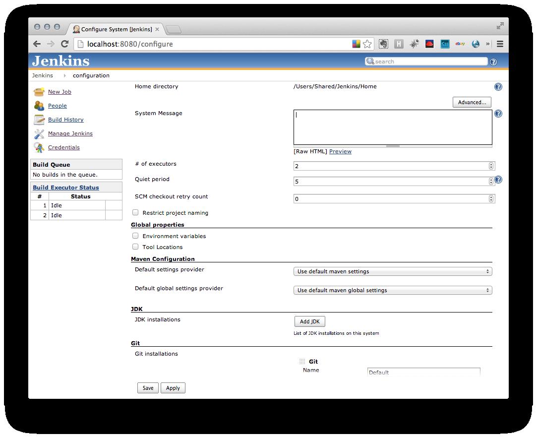 Using Jenkins with Xamarin - Xamarin | Microsoft Docs