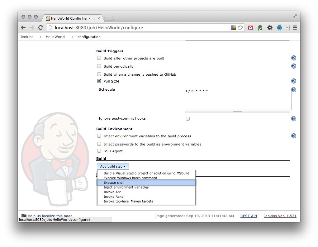 Using Jenkins with Xamarin - Xamarin | Microsoft Docs