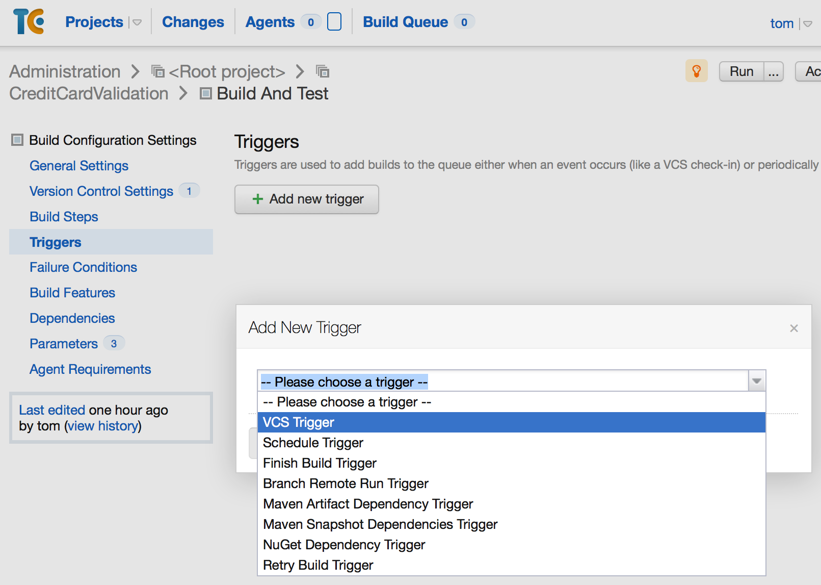how to add xamarin project to github