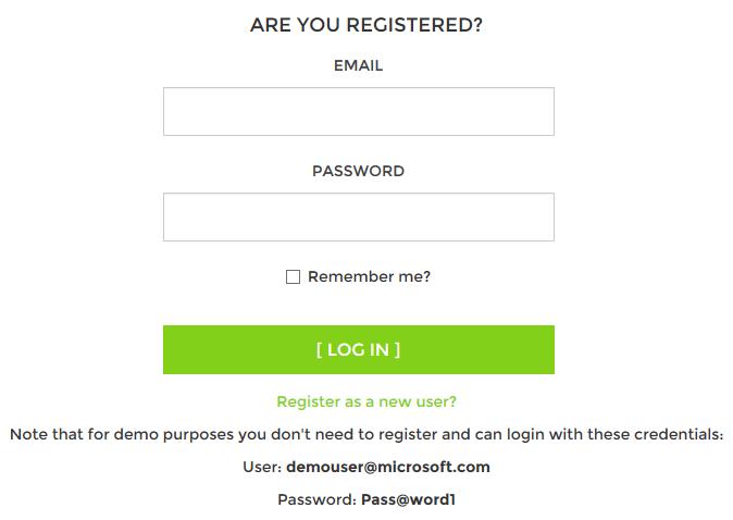 Authentication and Authorization - Xamarin   Microsoft Docs