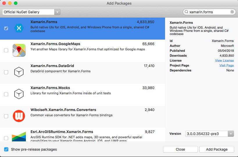GTK# Platform Setup - Xamarin | Microsoft Docs