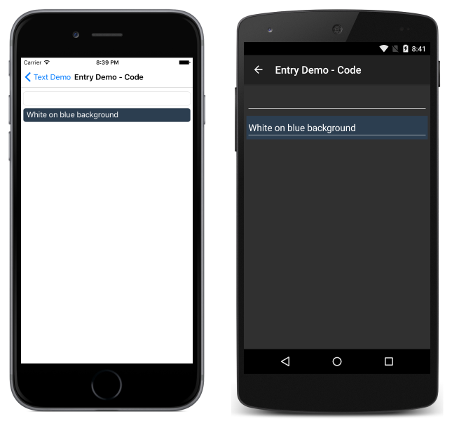 Xamarin Get Color From Hex