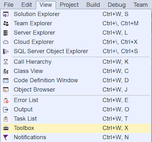 Edit Xamarin Forms XAML using the toolbox - Xamarin