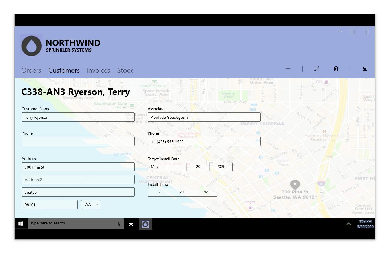Forms - UWP app developer   Microsoft Docs