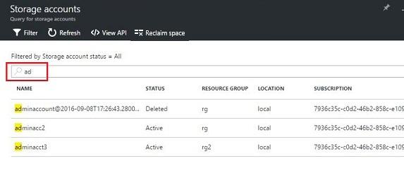 Lista Pnl Europarlamentare Detail: Administración De Cuentas De Almacenamiento De Azure Stack